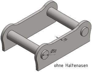 Engl ø 50mm ohne Haltenasen (15mm)