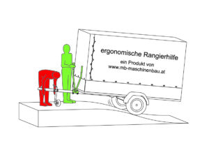 ergoRang® – ergonomische Rangierhilfe